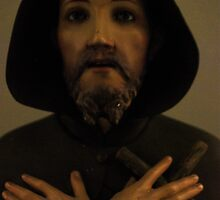 St Francis of Assisi by Jeff Stroud