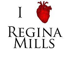 I Heart Regina Mills by OliveTreeHouse