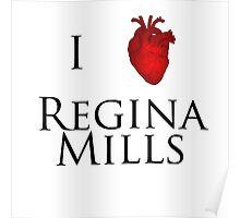 I Heart Regina Mills Poster