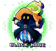 Black Mage by blibbles
