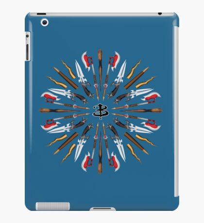 Buffy Mandala iPad Case/Skin