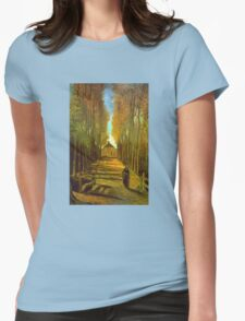 'Autumn' by Vincent Van Gogh (Reproduction) T-Shirt