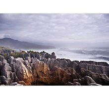 Pancake Rocks Photographic Print