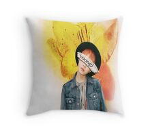 Yoongi/Suga BTS Comback print Throw Pillow