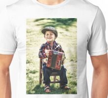 retro boy Unisex T-Shirt