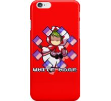 White Mage iPhone Case/Skin