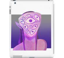 elf man iPad Case/Skin
