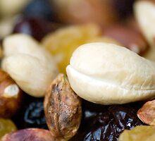 Macro Snacks by Robert Scammell