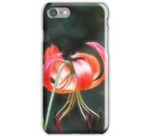 Lily of the Wild iPhone Case/Skin