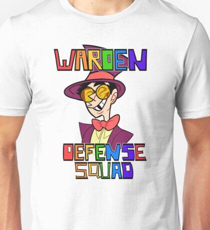 WARDEN DEFENSE SQUAD Unisex T-Shirt