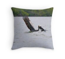 Out of my way punk !! Throw Pillow