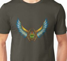 Scarab for a new day Unisex T-Shirt