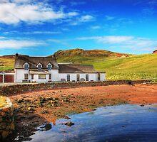 Da Bod, Brae, Shetland Islands, Scotland by Del419