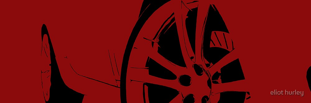 wheels by eliot hurley