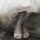 Wedding Shoes  by Colleen Drew