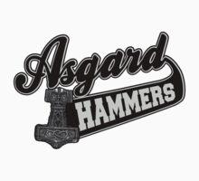 Asgard Hammer Kids Tee