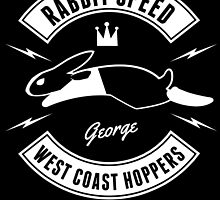 Rabbit Speed George Two by Mistersid