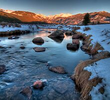 Moraine Park, Colorado by Gary Lengyel