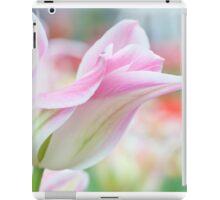 Emollient Lightness. Tulips of Keukenhof iPad Case/Skin