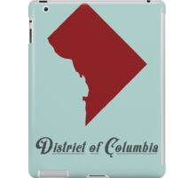 DC - States of the Union iPad Case/Skin