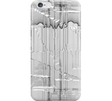 Refracture of the False Mend // Blackline iPhone Case/Skin