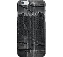 Refracture of the False Mend // Whiteline iPhone Case/Skin