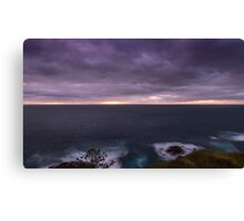 Norfolk Is. Before Dawn Canvas Print