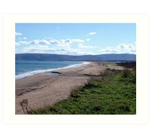 Aspy Bay and Beach Art Print