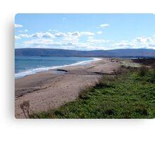 Aspy Bay and Beach Canvas Print