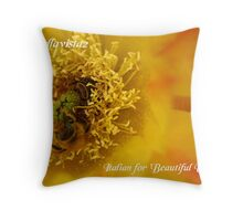 "Bellavista2- Italian for ""Beautiful View"" Throw Pillow"