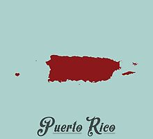 Puerto Rico - States of the Union by Michael Bowman