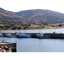 Bay St. Lawrence Photographic Print