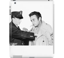 Lenny Bruce Arrest iPad Case/Skin