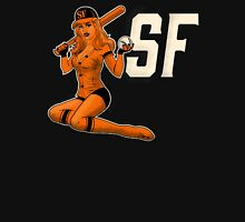 SF Giants Pin-Up Girl 1 Unisex T-Shirt