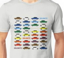 Triumph Dolomite Rainbow Unisex T-Shirt