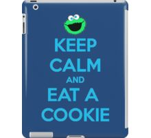 Keep Calm, Muppets! iPad Case/Skin
