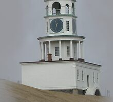 Old Clock Tower by L J Fraser
