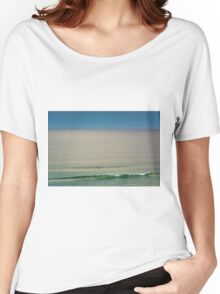 Single wave Women's Relaxed Fit T-Shirt