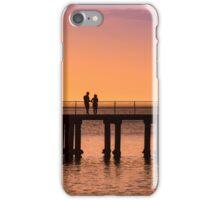 Dromana Pier - couple iPhone Case/Skin