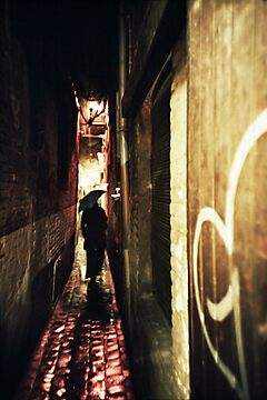 Lomo - Alley by Thomas Spiessens