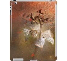 The Abstract World of Flowers iPad Case/Skin