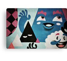 Lomo - Hello Canvas Print