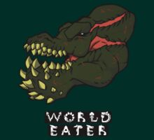 Monster Hunter 4 Ultimate: World Eater by Mr BiscuitBomb