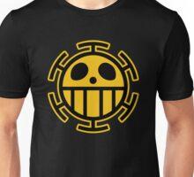 Trafalgar Law Heart Pirates Logo Unisex T-Shirt