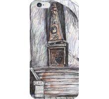 Paracelsus' Tomb iPhone Case/Skin