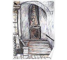 Paracelsus' Tomb Poster