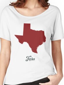Texas - States of the Union Women's Relaxed Fit T-Shirt