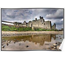 Middleham Castle Poster