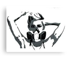 Gas Miley  Canvas Print