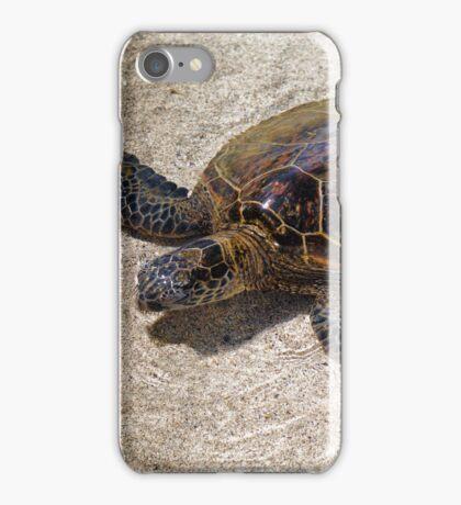 Playful Honu iPhone Case/Skin